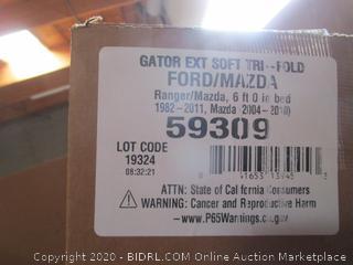 Gator EXT Soft Tri-Fold (Box Damage)