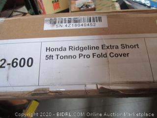 Honda Ridgeline Extra Short 5 Ft. Tonno Pro Fold Cover