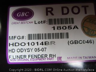R. Liner Fender