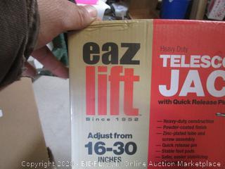 Eaz Lift Telescoping Jacks