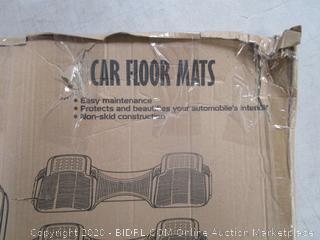 Car Floor Mats (Box Damage)
