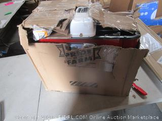 Brower insulated Electric Heated Livestock Waterer (Box Damage)