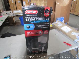 Genie Stealthdrive Connect Smart Garage System (Box Damage)