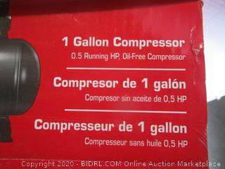 1 Gallon Compressor