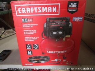 Craftsman 6.0 Gal. Air Compressor w/ Accessory Kit
