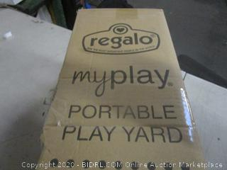 My Play Portable Play Yard