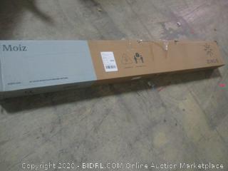 """Zinus 14"""" Solid Wood Platform bed Natural Queen"""