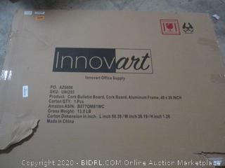 Innovart Cork bulletin board