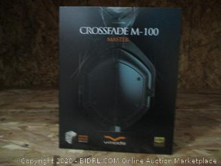 V-moda Crossfade M-100 Master new