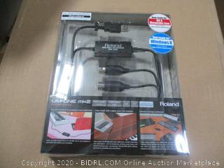 Roland UM-ONE mk2 USB MIDI Interface