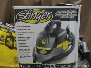 Stinger Wet/Dry Vac