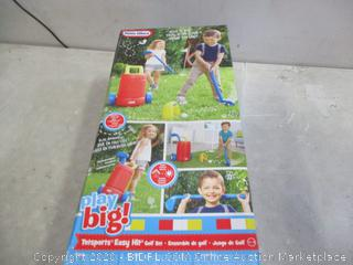 Little Tikes Play big