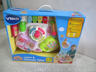 Vtech Learn & discover table