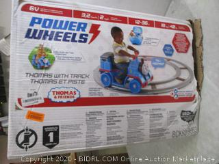 Power Wheels Thomas & Friends