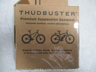 Thudbuster Premium Suspension seatpost