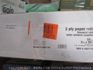 2 Ply Paper rolls