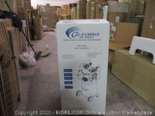 California Air tool Ultra Quiet Air Compressor