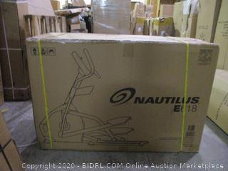 Nautilus E618 Elliptical factory sealed