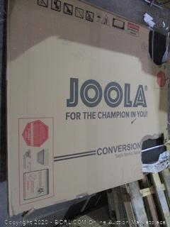 Joola Conversion Top table Tennis Table  possible incomplete.damaged