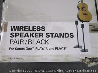 Wireless Speaker Stands