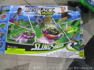 Beyblade Burst sling shock