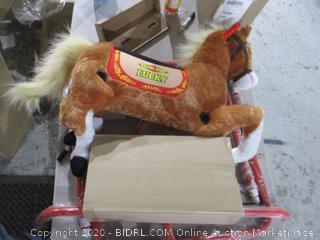 rockin Rider Lucky