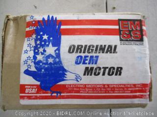 Original OEM Motor see Pictures