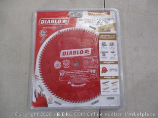 Diablo Ultimate Polished Finish Blade