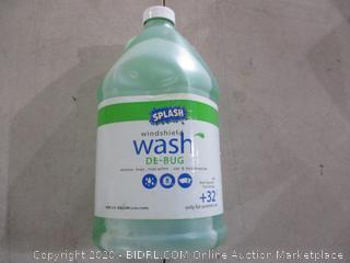 Windshield Wash De-Bug