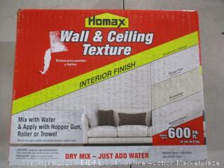 Homax Wall & Ceiling Texture