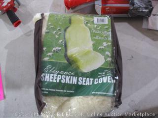 Sheepskinn Seat Cover