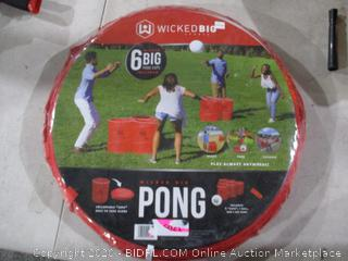 wicked Big Pong