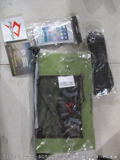 Dry bag with phone case