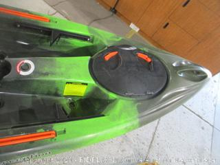 Perception Pescador 10 Kayak - damaged see pictures