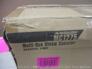 McCulloch Multi Use steam canister