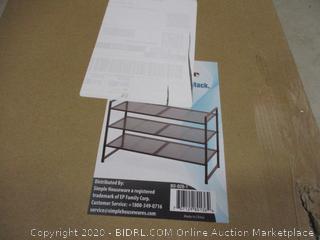 Shelf rack