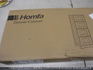 Homfa Drawer Cabinet