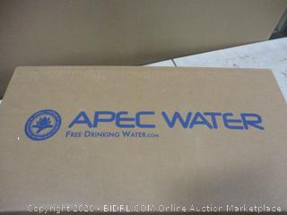 Apec Water Apec 3 Stage Water Filtration System