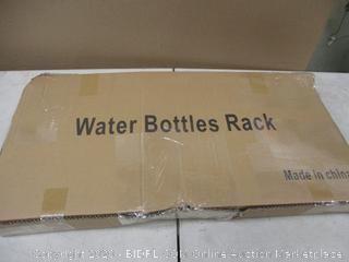 Water Bottle Rack