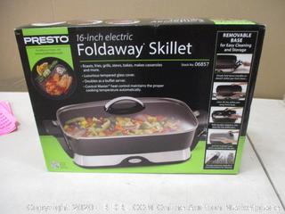 Foldaway Skillet