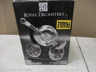 Royal Decanter  Set