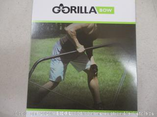 Gorilla Bow See Pictures
