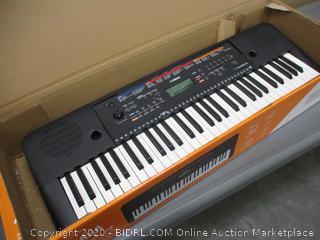 Yamaha Keyboard No Power Cord