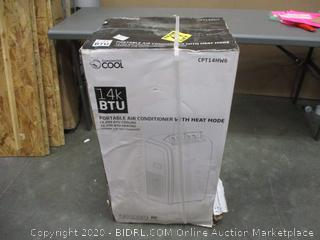 Portable Air Conditioner with Heat Mode  Factory Sealed