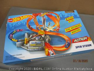 Hot Wheels Spin storm factory sealed