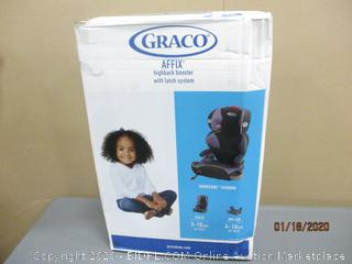 Graco Highback Booster factory Sealed