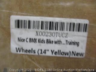 "14"" Bike factory Sealed"
