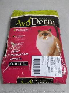 Avoderm Natural Corn Free Indoor Hairball Formula Dry Cat Food (online $35)