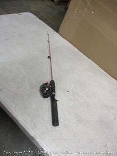 Fishing Pole and Reel