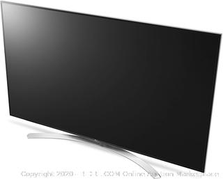 LG Electronics 75SJ8570 75-Inch 4K Smart LED TV (powers on/was factory sealed. opened to confirm works and confirm no damage) online $1,999.99
